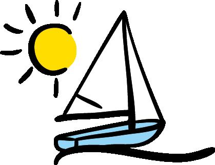Vodáci a lodě