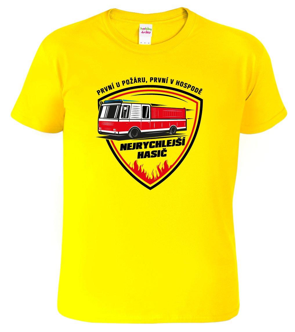 Dárek pro hasiče
