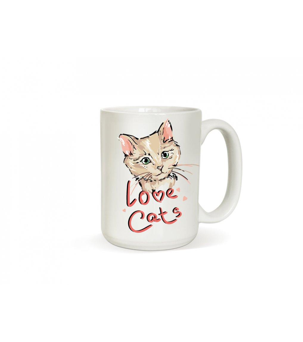 Dárky s motivem kočky