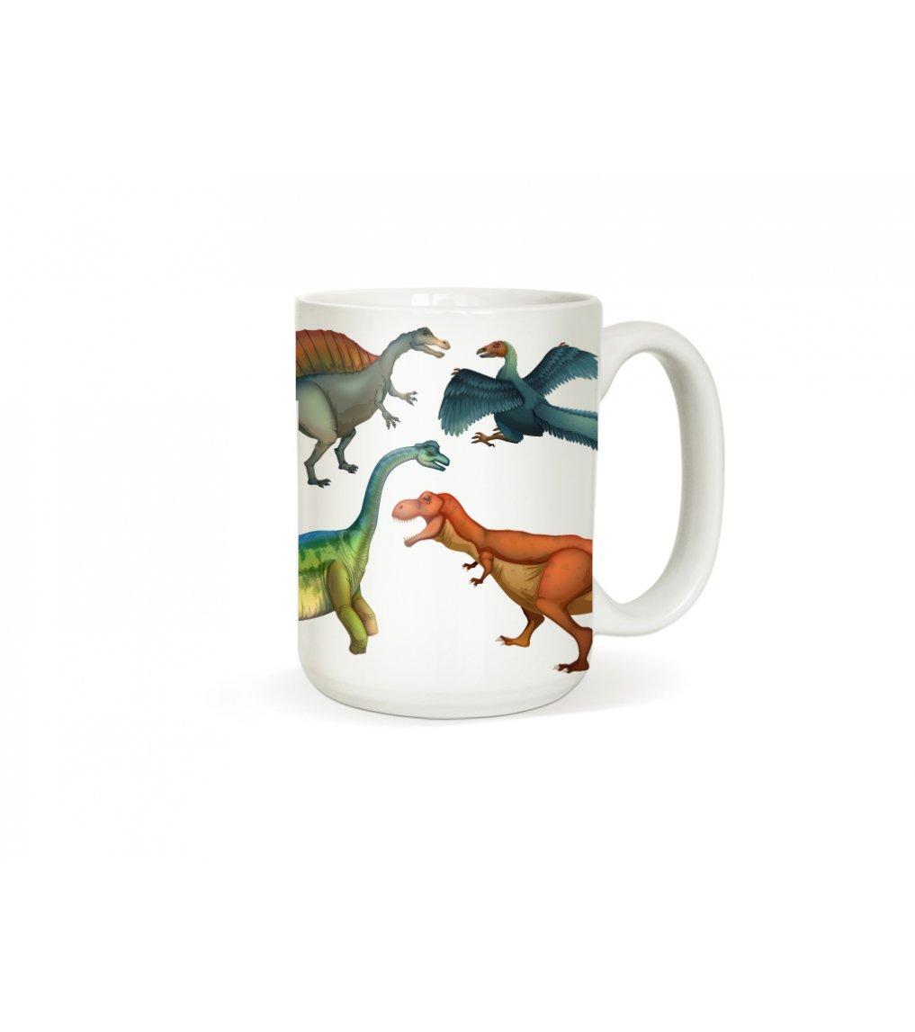 Dárky s dinosaury