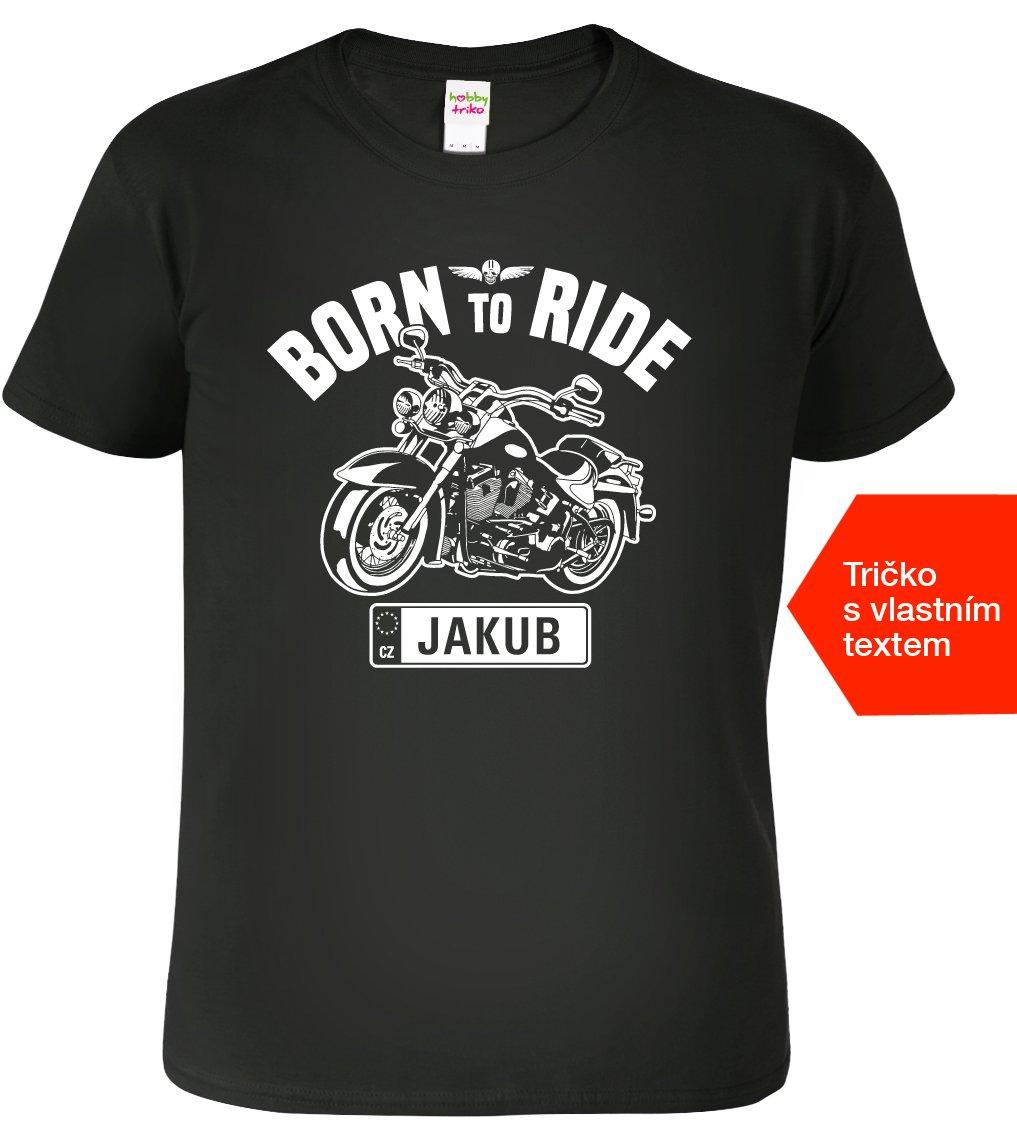 Trička pro motorkáře