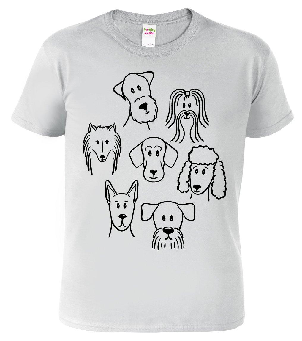 psi na triku