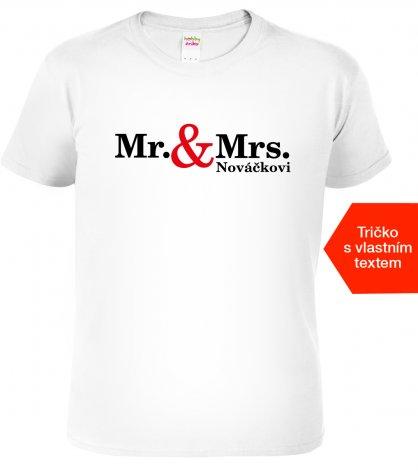 dárek pro novomanžele