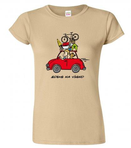 Tričko pro chalupáře - Chalupáři