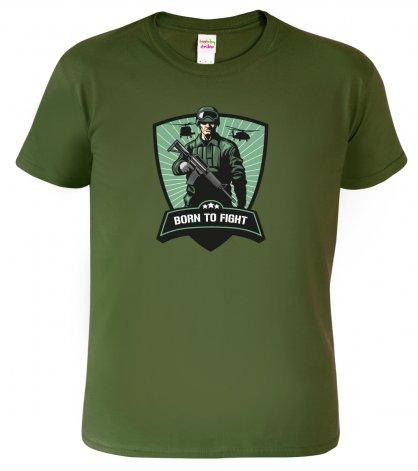 army oblečení