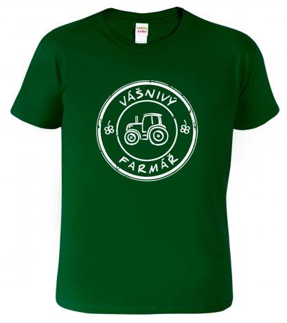 Dárek pro zemědělce - tričko