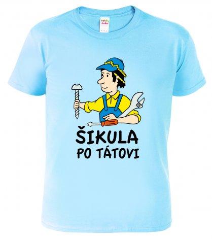 Dětské tričko pro kutila