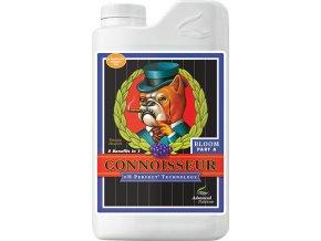 Základní dvousložkové květové hnojivo Connoissuer Bloom part A od Advanced Nutrients, 1l.