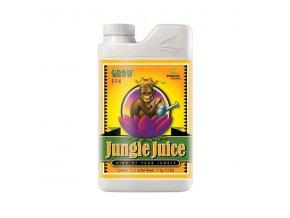 Základní růstové hnojivo Jungle Juice Grow od Advanced Nutrients, 1l.