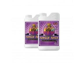 Základní dvousložkové květové hnojivo Jungle Juice 2-part Bloom A+B od Advanced Nutrients, 1l.