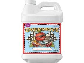 Květový stimulátor Overdrive od Advanced Nutrients, 250ml.