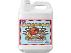 Květový stimulátor Overdrive od Advanced Nutrients, 500ml.