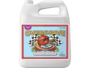 Květový stimulátor Overdrive od Advanced Nutrients, 4l.