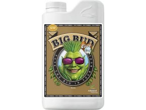 Květový stimulátor pro kokosové substráty Big Bud Coco Liquid od Advanced Nutrients, 1l