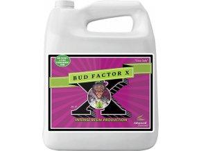 Růstový a květový stimulátor Bud Factor X od Advanced Nutrients, 4l.