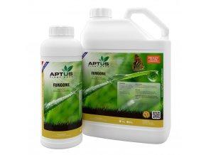 Preventivní přípravek k postřiku listů proti plísním, bakteriím a virům Fungone od Aptus, 5l.