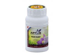 Doplňkové hnojivo s obsahem stopových prvků Fulvic Blast od Aptus, 250ml.