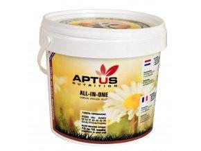 Základní jednosložkové hnojivo ve formě pelet All-In-One Pellets od Aptus, 1l.