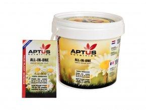 Základní jednosložkové hnojivo ve formě pelet All-In-One Pellets od Aptus, 10l.