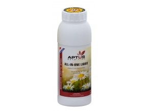 Základní jednosložkové tekuté hnojivo All-In-One Liquid od Aptus, 500ml.