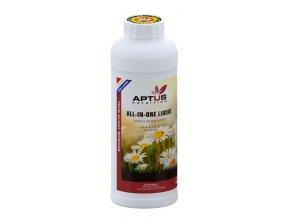 Základní jednosložkové tekuté hnojivo All-In-One Liquid od Aptus, 1l.