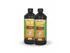 Základní dvousložkové květové hnojivo AWA Max od Atami, 1l.