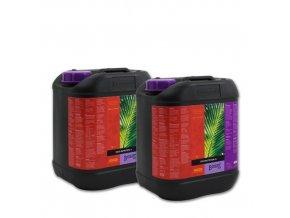 Dvousložkové základní hnojivo pro kokosové substráty Bcuzz Coco od Atami, 5l.