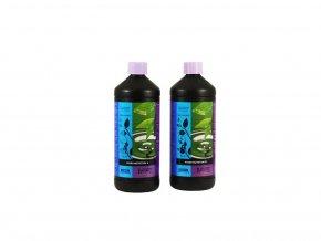 Dvousložkové základní hnojivo pro závlahové systémy Bcuzz Hydro od Atami, 1l.
