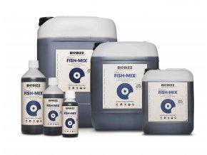 růstové organické hnojivo, fish mix od biobizz 5l