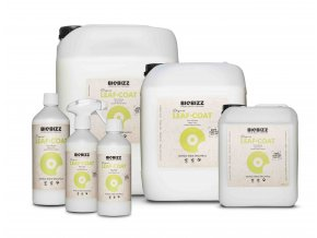 organický posilovač rostlin pro omezení odpařování, leaf coat od biobizz 10l