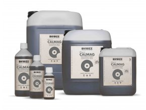doplňkové hnojivo s obsahem vápníku a hořčíku, calmag od biobizz 1l