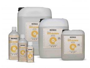 organický regulátor pH – od biobizz 10l