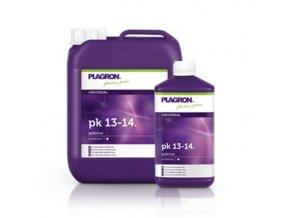 Hnojivo s obsahem fosforu a draslíku PK 13/14 od Plagron, 5l.