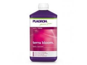 Minerální květové hnojivo pro hliněné substráty Terra Bloom od Plagron, 1l.
