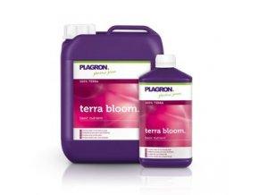 Minerální květové hnojivo pro hliněné substráty Terra Bloom od Plagron, 5l.
