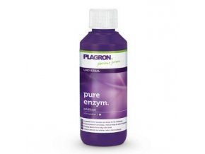 Enzymatický přípravek Pure Enzym od Plagron, 100ml.