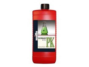 Hnojivo s obsahem fosforu a draslíku PK od Mills, 500ml.