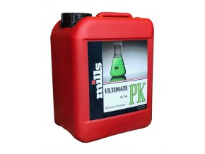 Hnojivo s obsahem fosforu a draslíku PK od Mills, 5l.
