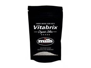 Křemík v podobě granulí pro použití v pěstebním substrátu, Vitabrix od Mills, 300g.