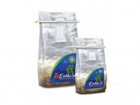 Přírodní generátor CO2 pomocí podhoubí, CO2 Bag od Exhale.