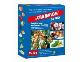 Fungicid ve formě prášku proti houbovým chorobám, Champion od Agro CS.