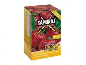 Ochrana proti škůdcům, 20ml, Samuraj od Agro CS.