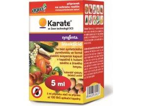 Ochrana proti škůdcům, 5ml, Karate od Lovela.