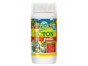 Biologická ochrana rostlin proti padlí, Bioton od Zdravá Zahrada.