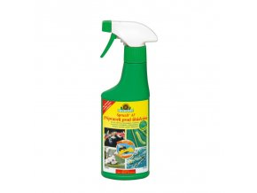Ochrana proti savému a žravému hmyzu (mšice, svilušky, molice atd.) ve sprayi, Spruzit 250ml od Neudorff.