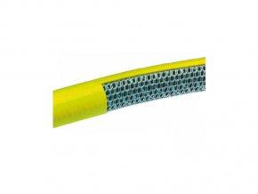 Závlahová hadice žluté barvy pro tlak až 16atm, Flex 1m od Irritec.