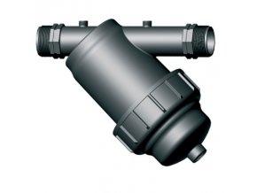 Vodní filtr pro hadice o průměru 25mm pro tlak 16atm, Inline od Irritec.