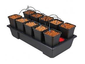Zavlažovací systém pro 10 rostlin v 6l květníku, Wilma SW10 od Atami.