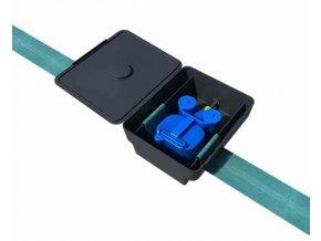 Samozavlažovací pás s vačkou, Aquabox Straight od Autopot.