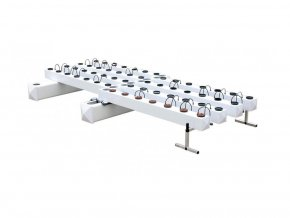 Aeroponický systém pro 56 rostlin, Aeroflo od General Hydroponics/ Terra Aquatica.